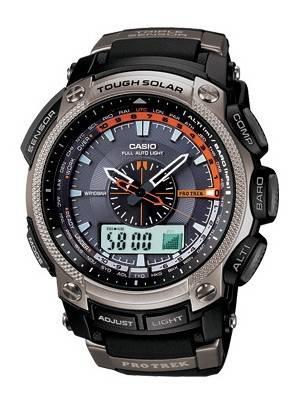 Casio ProTrek Triple Sensor PRG-500-1V PRG-500-1 PRG-500 Watch