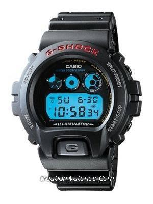 Casio G-Shock DW6900-1V DW 6900 DW6900 DW-6900-1V