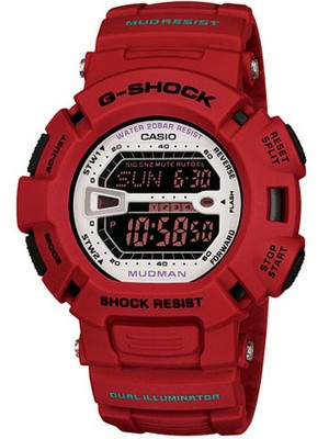 Casio G-Shock Mudman G-9000MX-4DR G-9000MX-4D G-9000MX-4 Men's Watch