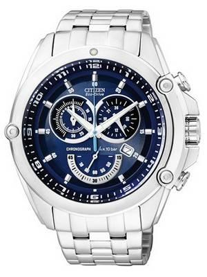 Citizen Eco Drive Tachymeter ChronographAT0788-52L AT0788-52 Men's Watch