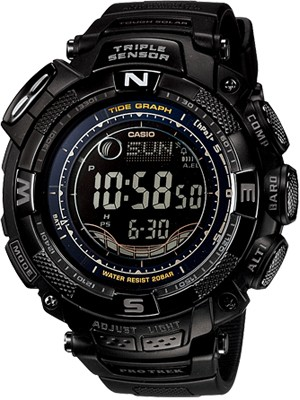 Casio Protrek Tough Solar Triple Sensor PRG-130Y-1DR PRG-130Y-1 PRG130Y Men's Watch