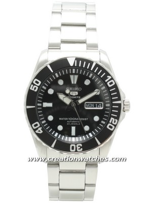 Seiko Automatic Divers 23 Jewels 100m SNZF17K1 SNZF17K SNZF17