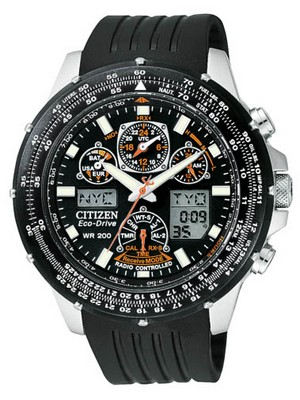 Citizen Skyhawk Eco Drive Radio Controlled JY0000-02E JY0000 Promaster Men's Watch