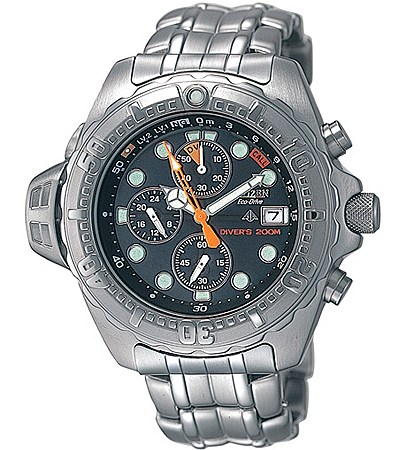 Citizen Diver Promaster BJ2010-56E BJ2010 Men's Watch