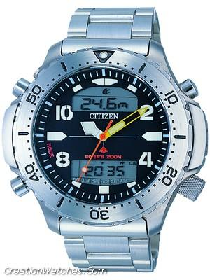 Citizen Aquamount Diver Promaster JP3040-59E JP3040 200m Men's Watch