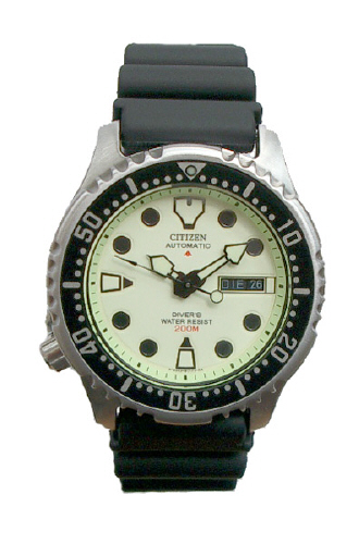 Citizen Promaster Automatic 21 Jewels 200m Diver's NY0040-09W
