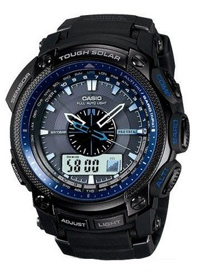 Casio Protrek Tough Solar PRG-500Y-1D PRG-500Y Men's Watch