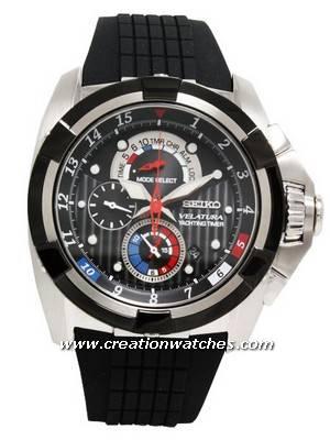 Seiko Velatura Chronograph Yatch Timer SPC007P1 SPC007P SPC007