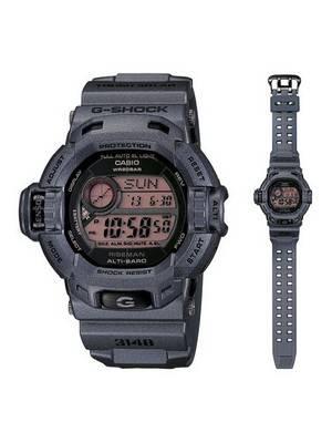 Casio G Shock Riseman Tough Solar G-9200MS-8D G-9200MS-8 G9200MS-8D Sport Watch