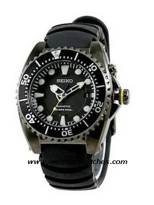 Seiko Kinetic Dive SKA427P2 SKA427P SKA427 200m Men's Watch