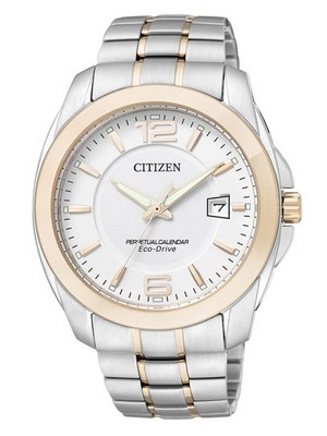 Citizen Eco-Drive Perpetual Calendar BL1248-57A BL1248 Men's Watch