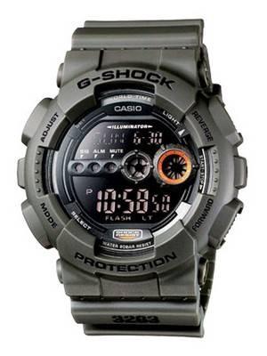 Casio G-Shock GD-100MS-3D GD-100MS-3 Men's Watch