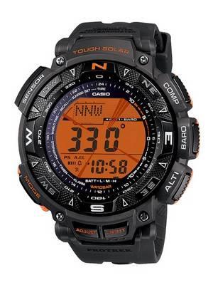 Casio Protrek Tough Solar Triple Sensor PRG-240-8DR PRG-240-8 PRG-240-8D Men's Watch