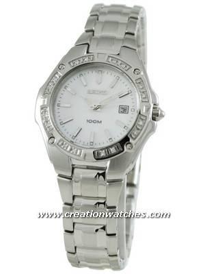 Seiko Ladies Diamond SXDB51P1 SXDB51P SXDB51 Watch