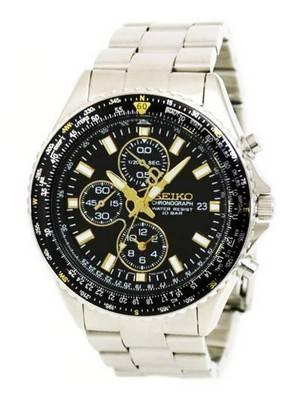 An Overview of Seiko Chronograph Pilot's SZER006 Men's Watch