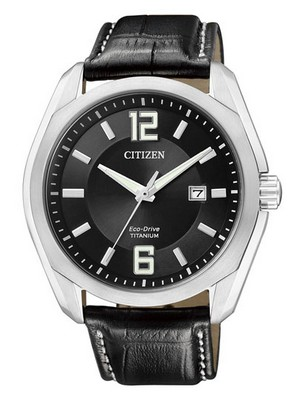 Citizen Eco-Drive Super Titanium BM7081-01E BM7081-01 Men's Watch