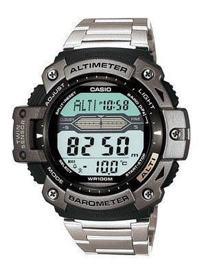 Casio Protrek Sports SGW-300HD-1AVDR SGW-300HD-1 SGW300HD Watch