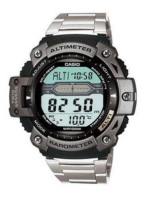 Casio Protrek Sports SGW-300HD-1AVDR SGW-300HD-1 SGW300HD Watch