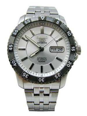 Seiko 5 Sports Automatic SNZJ27K1 SNZJ27 SNZJ27K Men's Watch
