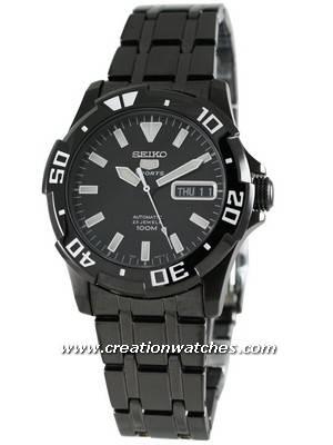 Seiko 5 Sports Automatic SNZJ41K1 SNZJ41 SNZJ41K Men's Watch