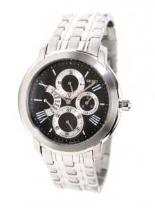 Seiko Premier Retrograde SRL007P1 SRL007 SRL007P Men's Watch