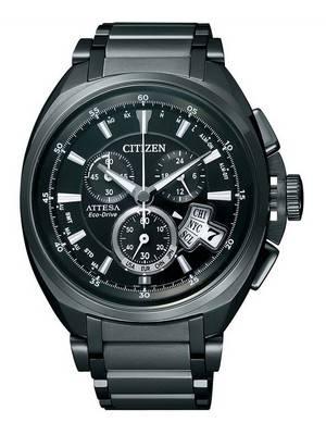 Citizen Attesa Eco-Drive ATD53-3012 Multiband Men's Watch