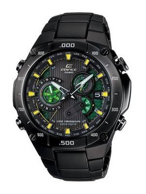Casio EDIFICE EQW-M1100DC-1A2JF Solar Radio Multiband 6 Men's Watch