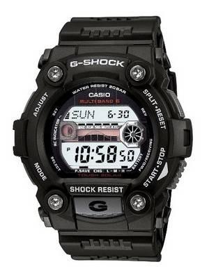 Casio G-Shock Tough Solar GW-7900-1JF GW-7900-1 Multiband 6 Watch