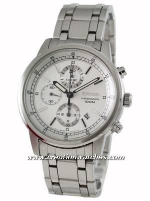Seiko Chronograph SNDC25P1 SNDC25P SNDC25 Men's Watch