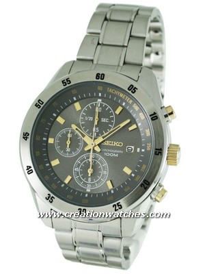 Seiko Chronograph SNDC51P1 SNDC51 SNDC51P Men's Watch