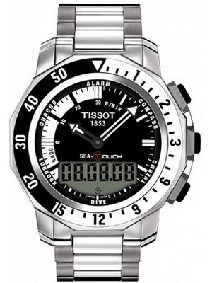 Tissot Sea-Touch T026.420.11.051.00 Men's Watch