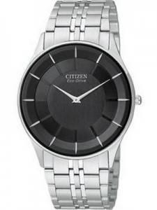 Citizen Eco Drive Men's Stiletto Watch AR3010-65E AR3010-65 AR3010