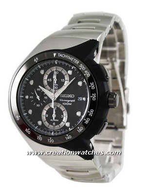 Seiko Chronograph SNAD43P1 SNAD43P SNAD43 Men's Watch