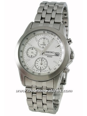 Seiko Chronograph SNDC05P1 SNDC05P SNDC05 Men's Watch
