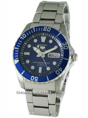 Seiko 5 Sports Automatic SNZF13K1 SNZF13 SNZF13K Men's Watch