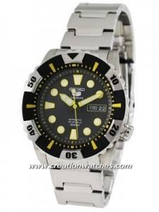 Seiko 5 Sports Automatic Divers SNZJ15K1 SNZJ15K SNZJ15 Men's Watch