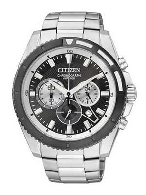 Citizen Chronograph AN8011-52E AN8011-52 Men's Watch