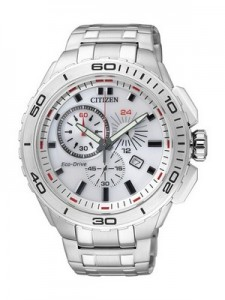 Citizen Eco-Drive Chronograph AT0960-52A AT0960-52 Men's Watch