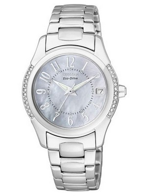 Citizen Eco-Drive EO1041-54D EO1041-54 Womens Watch