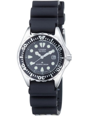 Citizen Eco-Drive Divers EP6000-07H EP6000-07 Women's Watch