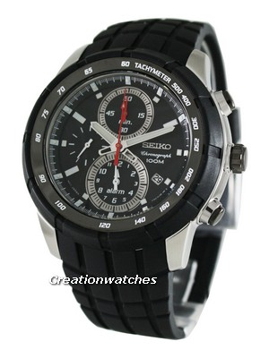Siko Alarm Chronograph SNAD95P1 SNAD95 SNAD95P Men's Watch