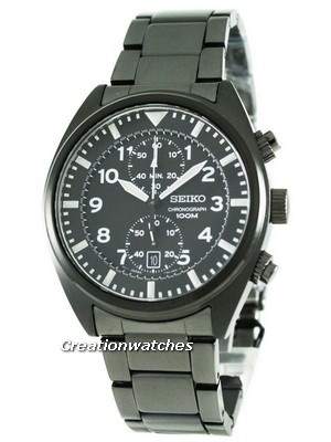 Seiko Chronograph SNN233P1 SNN233 SNN233P Men's Watch