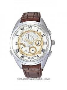 A Review of Citizen Campanola Perpetual Calendar AG6200 AG6200-07P