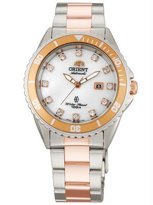A Review of Orient Automatic CNR1G004W Ladies Watch