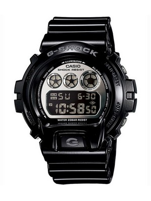 An Overview of Casio G-Shock DW-6900NB-1DR DW-6900NB-1 DW6900NB-1 Men's Watch