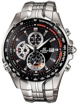 Casio Edifice Chronograph EF-543D-1AVDF EF-543D-1A Men's Watch
