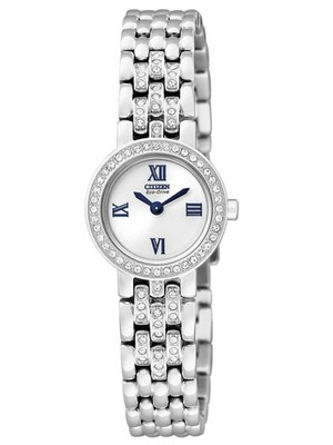 An Overview of Citizen Ladies Eco-Drive EW9800-51A EW9800 Watch