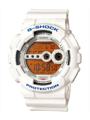 An Overview of Casio G-Shock GD-100SC-7DR GD-100SC-7 GD100SC-7 Men's Watch