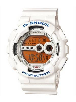 An Overview of Casio G-Shock GD-100SC-7DR GD-100SC-7 GD100SC-7 Men's Watch