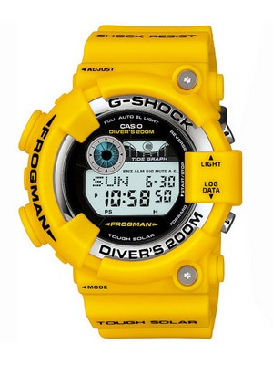 An Overview of Casio G-Shock Frogman Divers GF-8250-9DR GF-8250-9D Men's Watch
